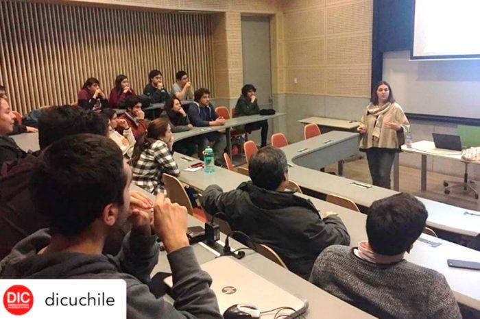 """Charla """"Miradas femeninas en la Geotecnia"""""""