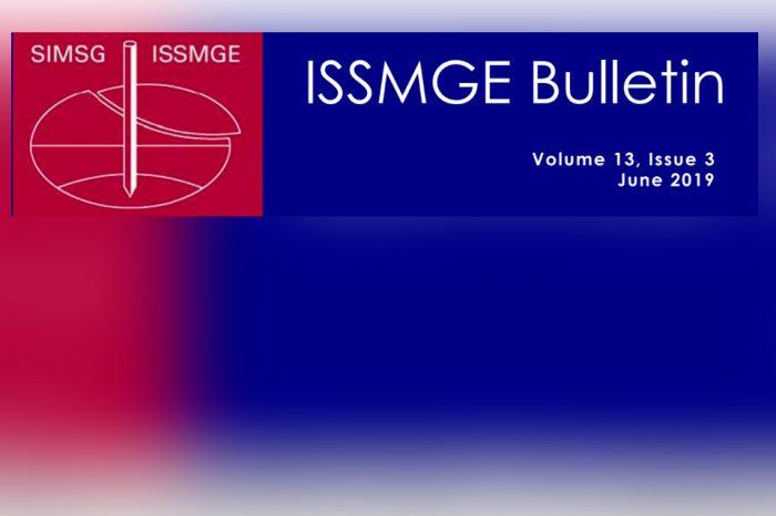Lee acá la última edición del boletín de la Sociedad Internacional de Mecánica de Suelos e Ingenieria Geotecnica (ISSMGE)