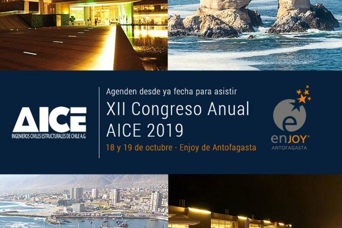 XII Congreso Anual AICE 2019