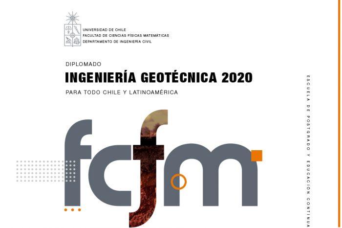 Diplomado de Ingeniería Geotécnica 2020