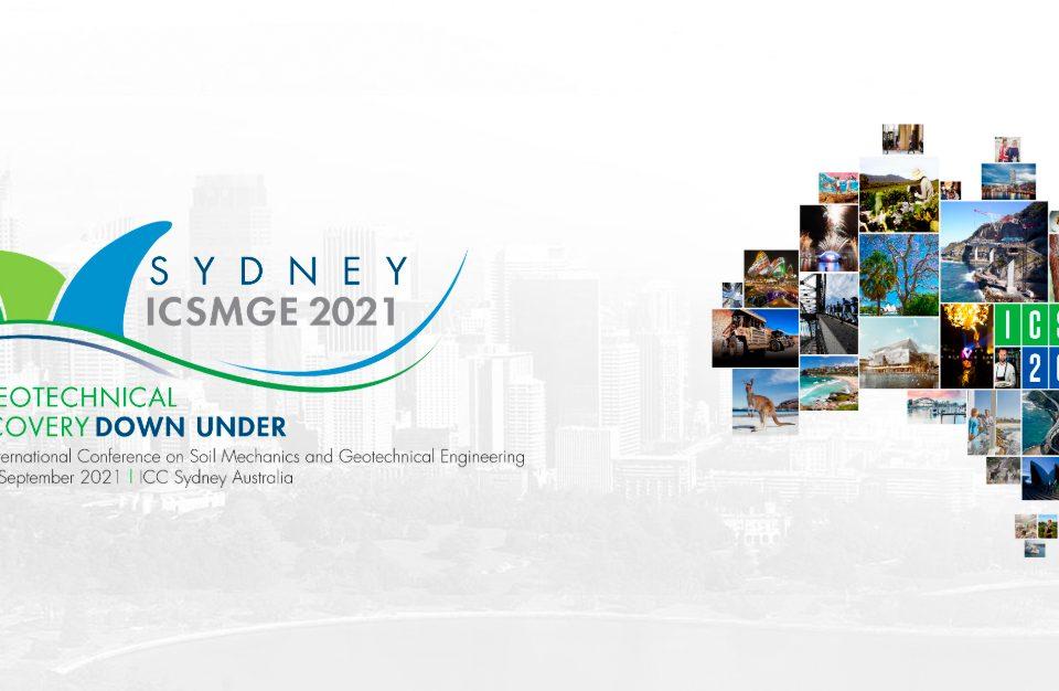 Se abre el llamado a envío de abstracts para la 20ava Conferencia internacional de Mecánica de Suelos e Ingeniería Geotécnica, Sydney 2021