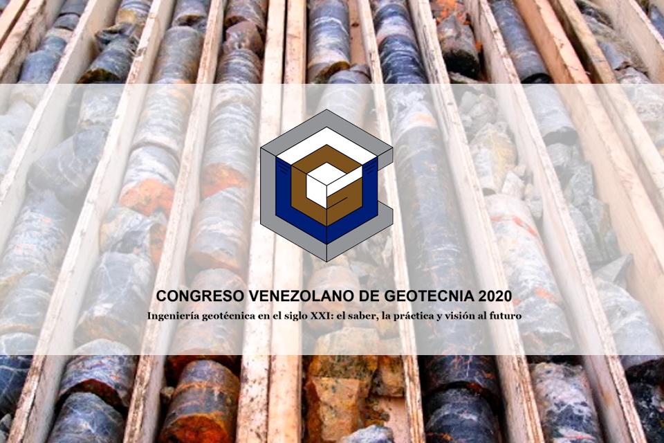 Congreso Venezolano de Geotecnia 2020