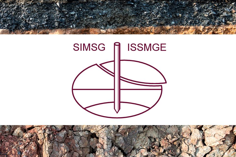 Les compartimos el boletín de la Sociedad Internacional de Mecánica de suelos e Ingeniería Geotécnica (ISSMGE)