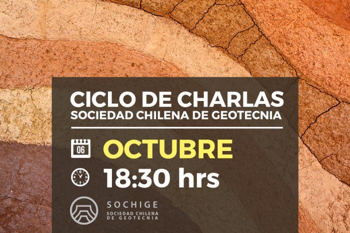 Ciclo de charlas Octubre 2020