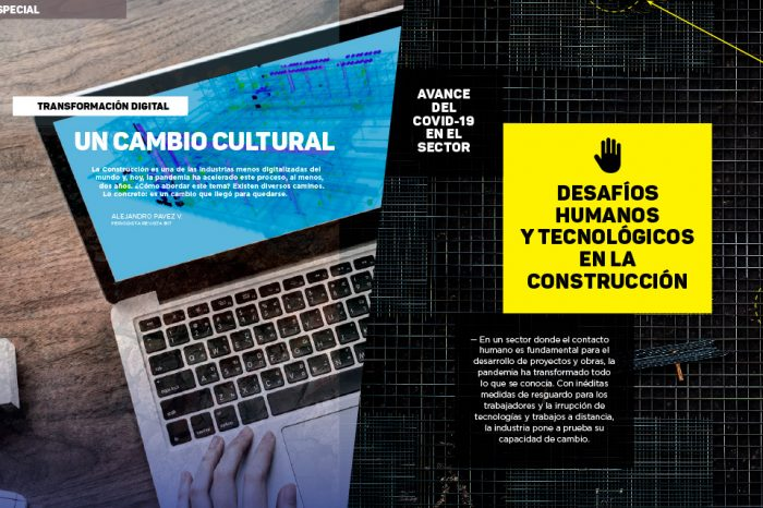 Compartimos con uds. 2 interesantes artículos relativos al Covid, elaborados por la corporación de desarrollo tecnológico