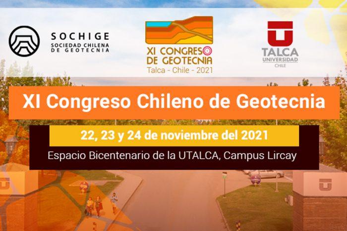 XI Congreso Chileno de Geotecnia