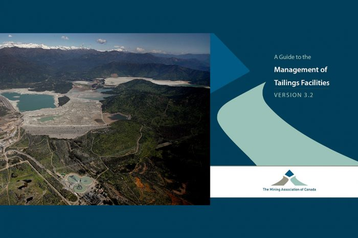 "Actualización 2021 de ""A Guide to the Management of Tailings Facilities"""